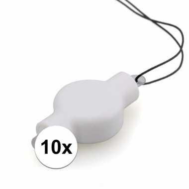 10 keer lampion led lichtjes