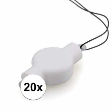 20 keer lampion led lichtjes