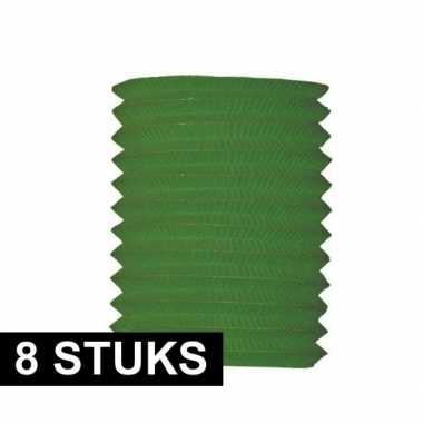 8 keer treklampionnen groen 0