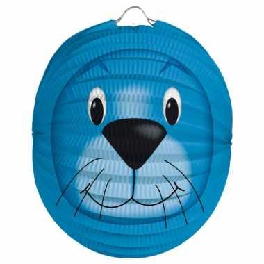 Dieren lampion zeehond 0