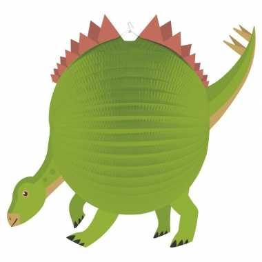 Dinosaurus bol lampion 25 cm
