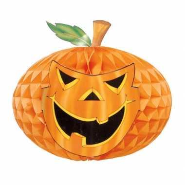Halloween lampion pompoen