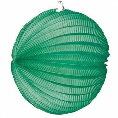 Lampion groen 0