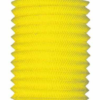 Treklampion geel 0