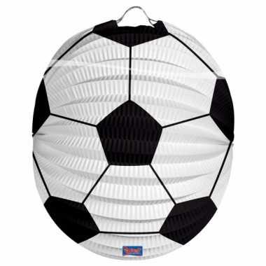 Voetbal lampion 0 2 meter