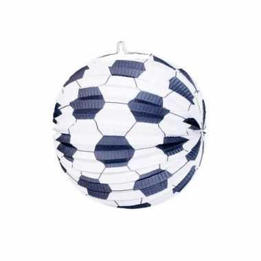 Voetbal lampion 0 24 meter