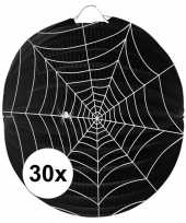 30 keer spinnenweb lampionnnen 0 2 meter