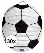 30 keer voetbal lampionnen 0 2 meter