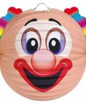 6 keer keer feest lampion clown 0 2 meter