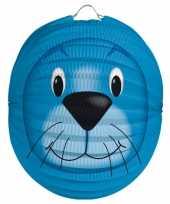 Dieren lampion zeehond 0 2 meter