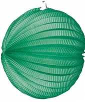 Lampion groen 0 2 meter